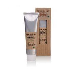 Scandia Cosmetics Krem do rąk 20% Shea Zielona Herbata 70 ml