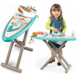 Zabawka - Deska do prasowania i żelazko ze stacją pary Smoby 330118