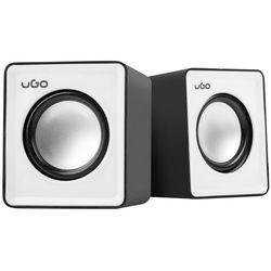 UGO GŁOŚNIKI 2.0 OFFICE (2 X 3W, USB) UGL-1016 - odbiór w 2000 punktach - Salony, Paczkomaty, Stacje Orlen
