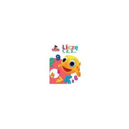 Książki dla dzieci, MiniMini+ Poznaję z Rybką. Liczę 1, 2, 3 - Praca zbiorowa (opr. broszurowa)