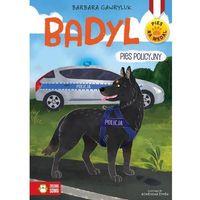 Książki dla dzieci, Pies na medal. Badyl, pies policyjny (opr. broszurowa)