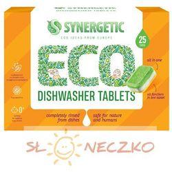 Tabletki do zmywarki biodegradowalne 25 szt. Synergetic
