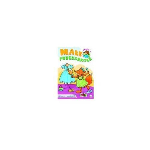 Książki dla dzieci, Małe przedszkole zeszyt 4 (opr. broszurowa)