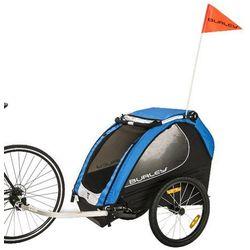 Przyczepka rowerowa dla dzieci Burley Encore:: 30 dni na zwrot lub wymianę:: Gwarancja Zadowolenia burley (-15%)