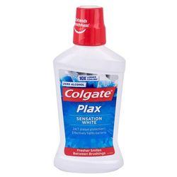 Colgate Plax Sensation White płyn do płukania ust 500 ml unisex