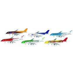 Samolot duży - bez dźwięku