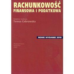 Rachunkowość finansowa i podatkowa (opr. miękka)