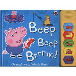 Peppa Pig: Beep Beep Brrrm! - (opr. twarda)