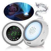 Nianie elektroniczne, Niania audio projektor pozytywka termometr REER