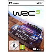 Gry PC, WRC FIA World Rally Championship 5 (PC)