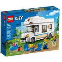 Klocki dla dzieci, Lego CITY Kamper 60283