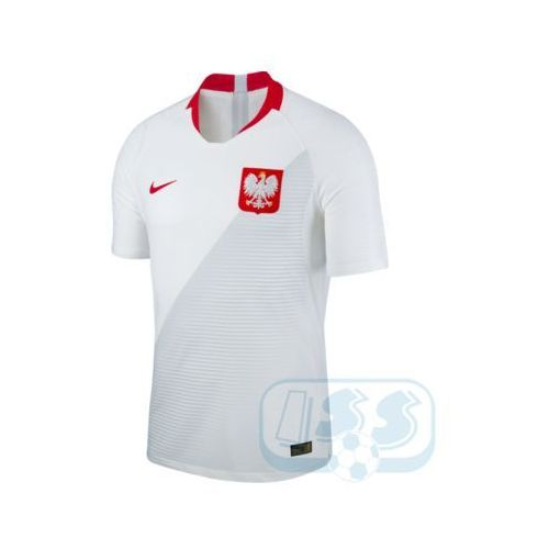T-shirty męskie, RPOL18a: Polska - koszulka Nike
