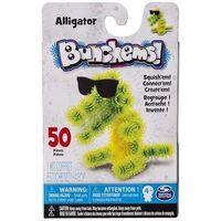Kreatywne dla dzieci, Bunchems Kolorowe Rzepy - Kumple Aligator