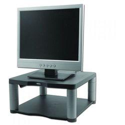 Podstawa pod monitor z półką grafitowa - X07168