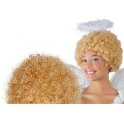 Peruka Aniołek Blond Loczki