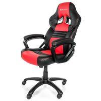 Fotele dla graczy, Fotel AROZZI Monza Czarno-czerwony + DARMOWY TRANSPORT!
