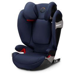 cybex GOLD Fotelik samochodowy Solution S-Fix Denim Blue-blue