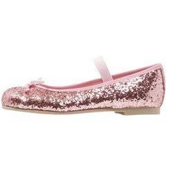 Pretty Ballerinas Baleriny z zapięciem kylie pink