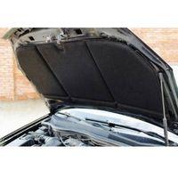 Maty wygłuszające do samochodu, StP HS uniwersalne wyciszenie maski silnika - mata z czarnej niepalnej włókniny