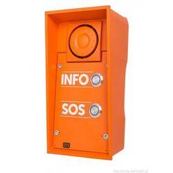 2N Helios IP Safety Domofon dwuprzyciskowy (INFO, SOS)