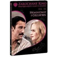 Filmy wojenne, Hemingway & Gellhorn (DVD) - Philip Kaufman OD 24,99zł DARMOWA DOSTAWA KIOSK RUCHU