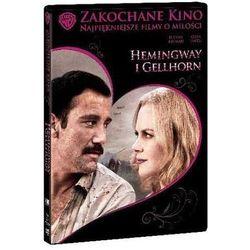 Hemingway & Gellhorn (DVD) - Philip Kaufman OD 24,99zł DARMOWA DOSTAWA KIOSK RUCHU
