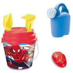 Wiaderko z akcesoriami 14 cm Spiderman
