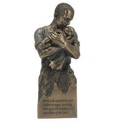 RZEŹBA OJCIEC - Ojcowie nie prowokować do gniewu waszych dzieci VERONESE (WU76724A4)