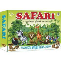 Gra safari - DARMOWA DOSTAWA OD 199 ZŁ!!!