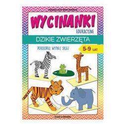 Wycinanki edukacyjne Dzikie zwierzęta. Darmowy odbiór w niemal 100 księgarniach!