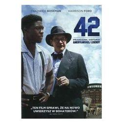 42-Prawdziwa historia amerykańskiej legendy (DVD) - Brian Helgeland OD 24,99zł DARMOWA DOSTAWA KIOSK RUCHU