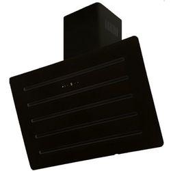 Okap przyścienny Toflesz OK-6 PRESTIGE, KOLOR: Czarny, Szerokość: 60 cm, Turbina: 700 m3/h Profesjonalny sklep z okapami kuchennymi