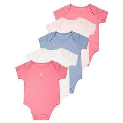 mothercare GIRLS OH SO TINY BABY 5 PACK Body lights multicolor
