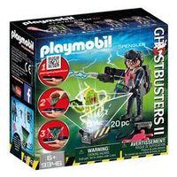 Klocki dla dzieci, Playmobil GHOSTBUSTERS Pogromca duchów egon spengler 9346