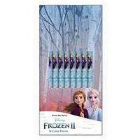 Zestawy plastyczne, Zestaw 10 kredek - Frozen II