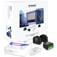 Pozostałe systemy domowe, Fibaro Zestaw inteligentnego sterowania roletami: Home Center Lite, KeyFob, Roller Shutter x 3