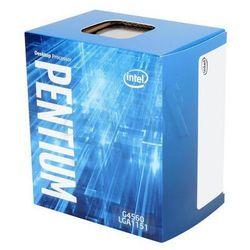 Procesor Intel Pentium G4560 G4560 BX80677G4560 ( 3500 MHz (max); LGA 1151; BOX )