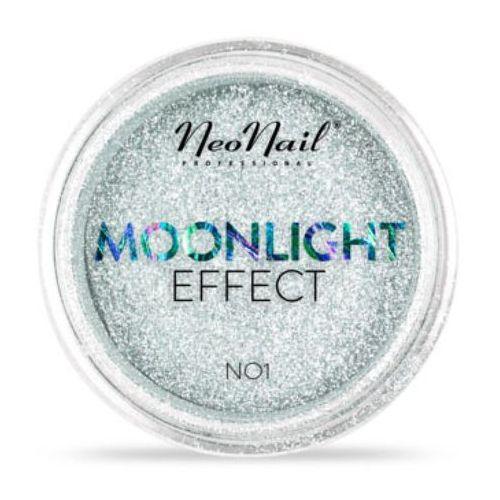 Ozdoby na paznokcie, NeoNail MOONLIGHT EFFECT Pyłek No 01