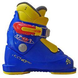 Potestowe buty narciarskie dziecięce TecnoPro T01 Junior racing, rozmiar 18.5