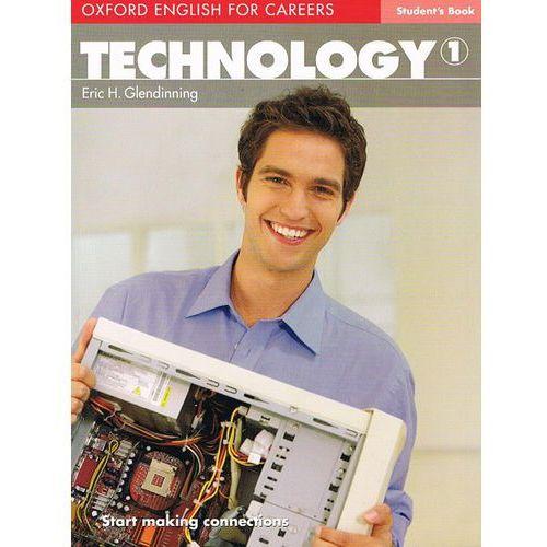 Książki do nauki języka, Oxford english for careers technology 1-podręcznik (opr. miękka)