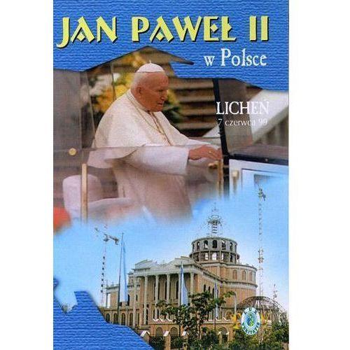 Filmy religijne i teologiczne, Jan Paweł II w Polsce 1999 r - LICHEŃ - DVD