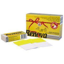 RENOVA 6szt Red Label Yellow Chusteczki higieniczne - Żółty
