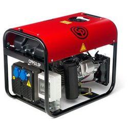 Agregat prądotwórczy trójfazowy Chicago Pneumatic CPPG 8P STD