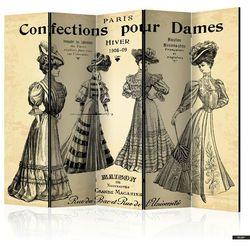 SELSEY Parawan 5-częściowy - Confections pour Dames