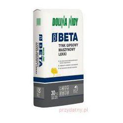 Tynk gipsowy maszynowy lekki BETA DN 30kg