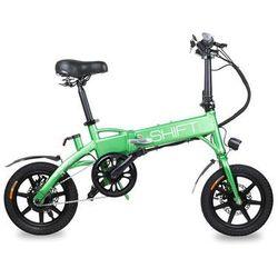 E-City rider Shift Green
