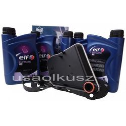 Filtr oraz olej ELF G3 automatycznej skrzyni biegów Ford Windstar -2000