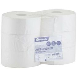 Papier toaletowy Merida Premium, 3 warstwy, celuloza 6 rolek