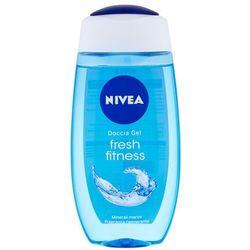 Nivea Pure Fresh żel pod prysznic 250 ml dla kobiet