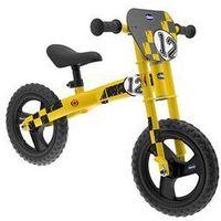 Rowerki biegowe, Rowerek biegowy Chicco (thunder yellow)